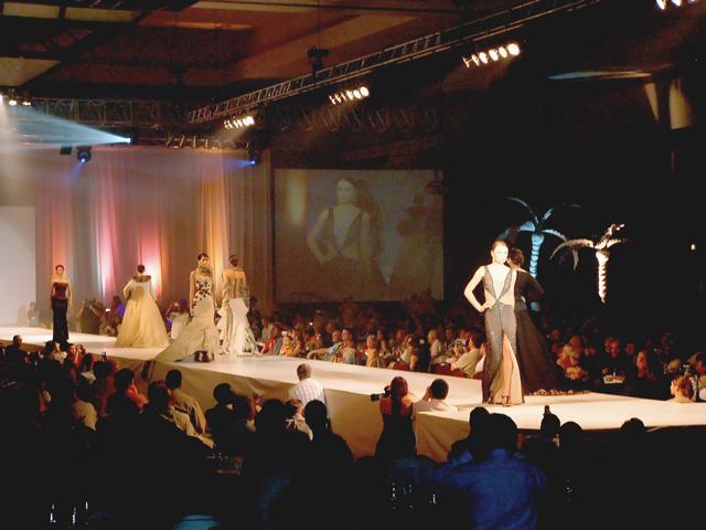 Fashion Show - Honolulu